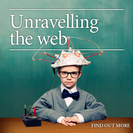 Unravelling the Web
